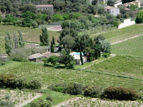 Le Mas Romarin : Guest accommodation near Beaumes-de-Venise