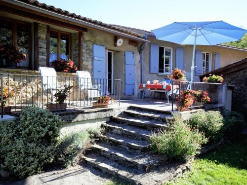 Maison De Vacances - Montferrier 3 : Guest accommodation near Saint-Jean-d'Aigues-Vives