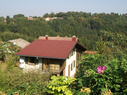 Maison De Vacances - Harreberg 1 : Guest accommodation near Saint-Jean-Kourtzerode