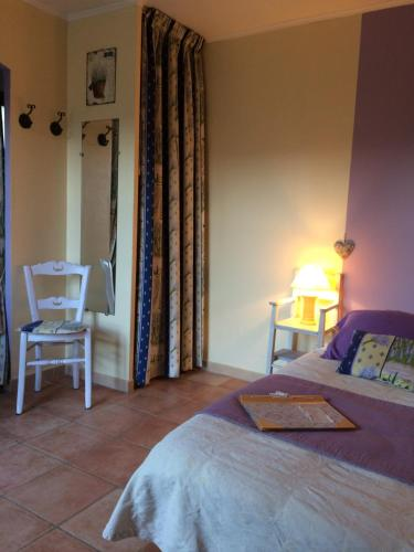 l'Oustaou : Bed and Breakfast near Sainte-Anastasie-sur-Issole