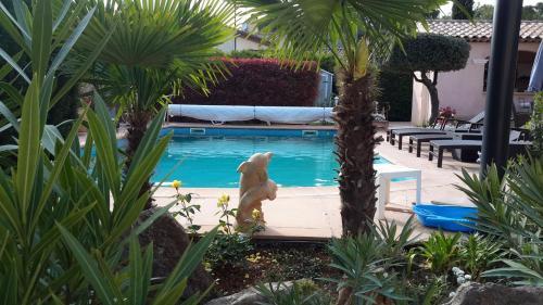 Villa Chrisama : Bed and Breakfast near Flayosc