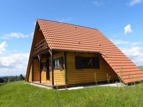Chalet - La Hoube Dabo : Guest accommodation near Reutenbourg