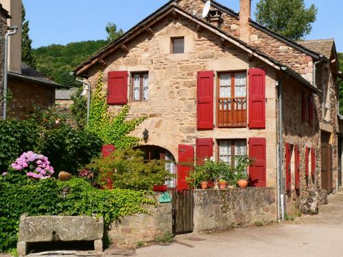 La Clouquette : Guest accommodation near Saint-Beauzély