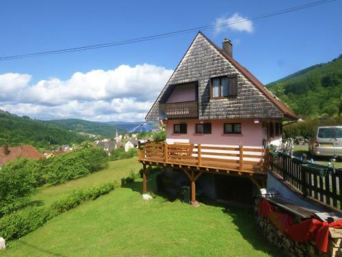 Maison De Vacances - Natzwiller : Guest accommodation near Lutzelhouse