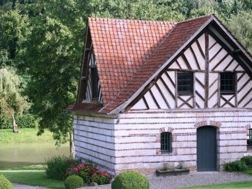 Holiday home Gite de Franssu : Guest accommodation near Mesnil-Domqueur