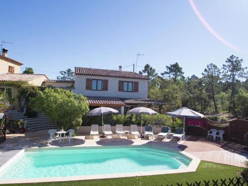 Maison De Vacances - St Paul-En-Forest : Guest accommodation near Saint-Paul-en-Forêt