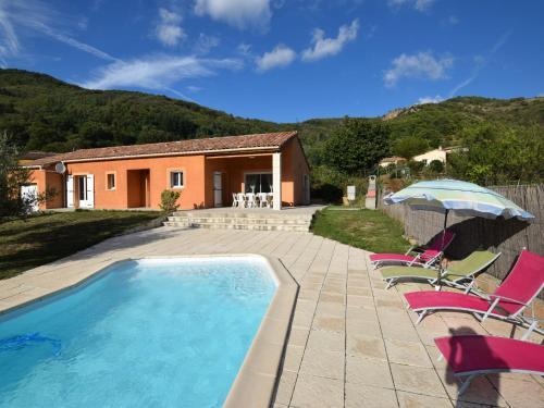 Villa Thueyts : Guest accommodation near Borne