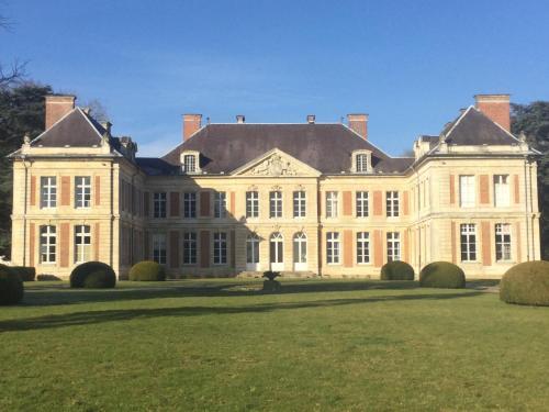 Maison de l'horloge : Guest accommodation near Bermesnil