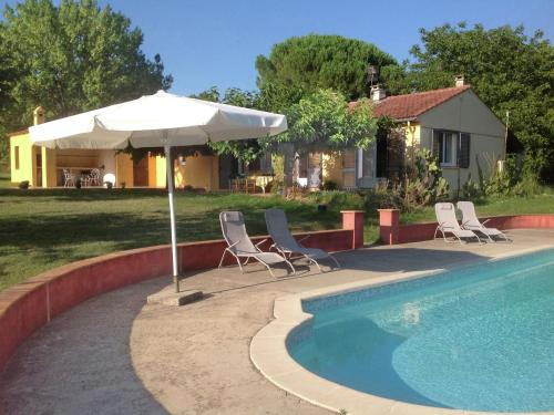 Holiday home La belle vue : Guest accommodation near Tourtour