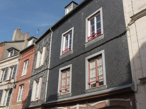 Holiday home Charme : Apartment near Honfleur
