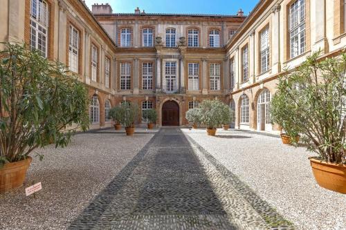 Welkeys Studio Toulouse : Apartment near Toulouse