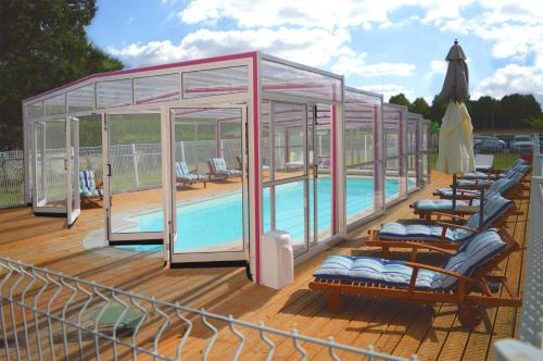 Le Clos Du Champ De L'amour : Apartment near Saint-Ciers-du-Taillon