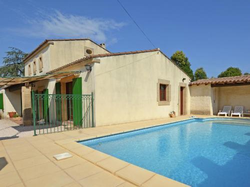 Villa Des Oliviers : Guest accommodation near Saint-Victor-des-Oules