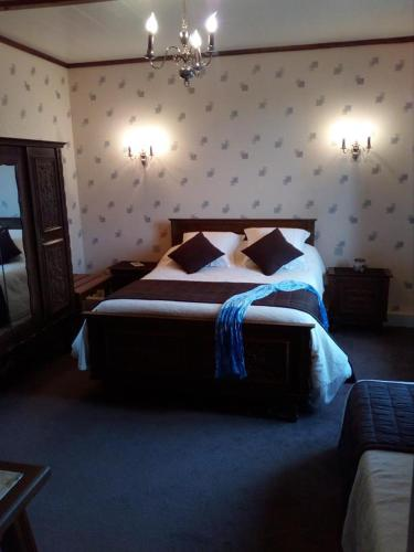 Le Robinson : Bed and Breakfast near Berlancourt