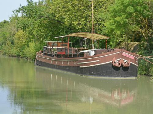 Canal Du Midi : Guest accommodation near Villalier