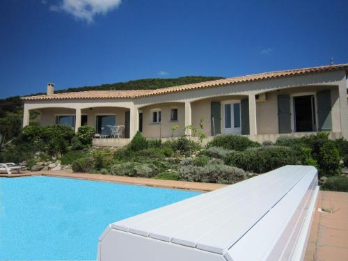 Villa La Mausse : Guest accommodation near Saint-Vincent-d'Olargues