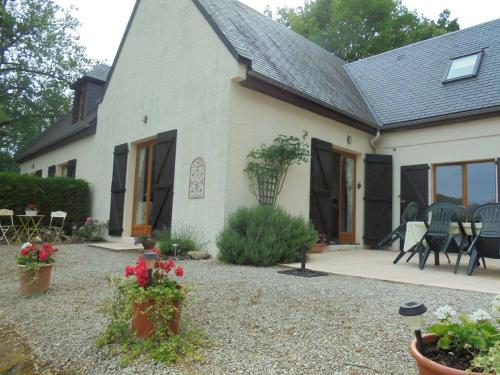 Begonia - Les Gites de Carlux : Guest accommodation near Cazoulès
