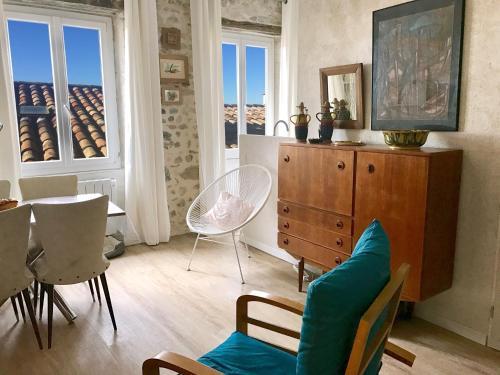 appartement d'Aultane : Apartment near Valréas