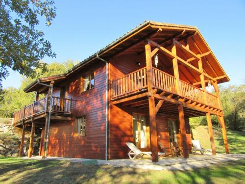 Souillac Golf & Country Club 6P Deluxe : Guest accommodation near Souillac