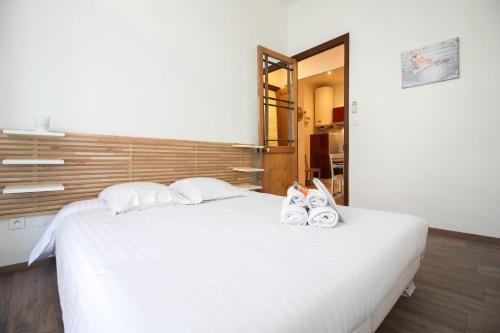 Luckey Homes - Robert Schuman : Apartment near Marseille 16e Arrondissement