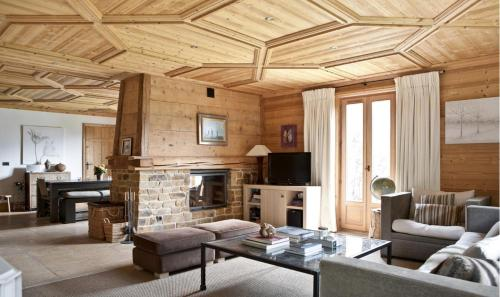 Edelweiss : Apartment near Vallorcine