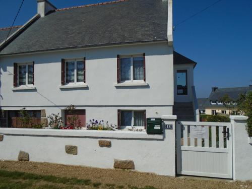 Chez Annick : Guest accommodation near Louannec