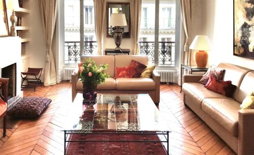 Apt de charme Opera/Grand Boulevard : Apartment near Paris 9e Arrondissement