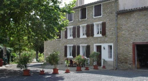 Domaine de Luzenac Gite : Guest accommodation near Fa