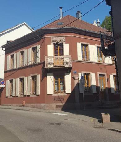 Chambres Deschamps Maison Rohmer : Guest accommodation near La Petite-Fosse