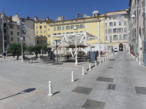Appartement Toulon : Apartment near Le Revest-les-Eaux