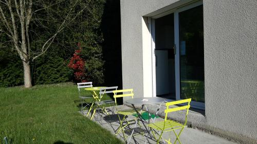 La Forge Hébergement : Guest accommodation near Dourdain