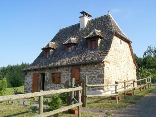 La Prentegarde : Guest accommodation near Mourjou