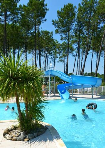 Laouchet le hameau des grands lacs : Guest accommodation near Pissos