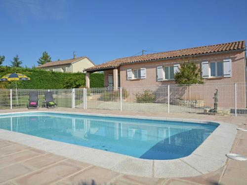 Le Malcap 1 : Guest accommodation near Allègre-les-Fumades