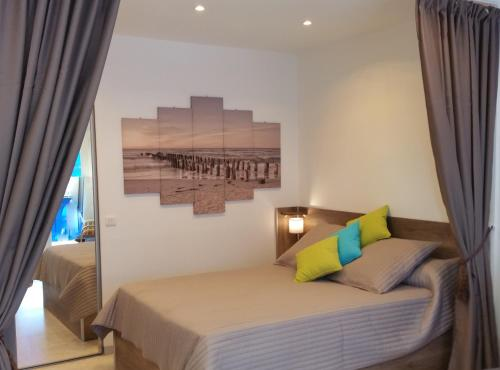Appartement le Valmont : Apartment near Gorbio