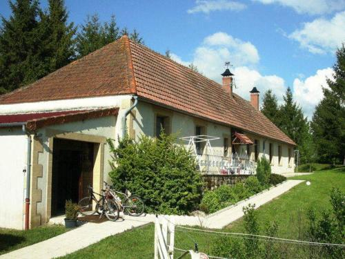 La Grande Borde : Guest accommodation near Louroux-Bourbonnais