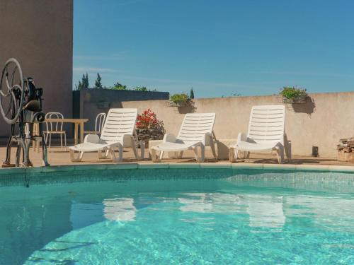 Affele : Guest accommodation near Roquecourbe-Minervois