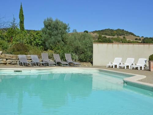 La Petite Bastide : Guest accommodation near Arzens