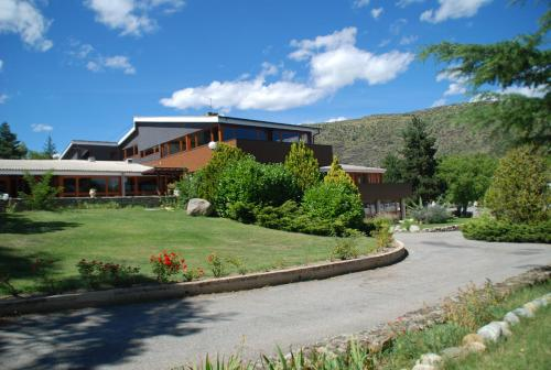Village Club d' Yravals : Resort near Porté-Puymorens
