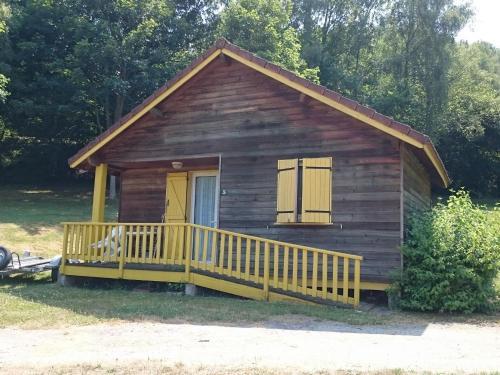 Holiday home La Chazotte 2 : Guest accommodation near Saint-Jacques-d'Ambur