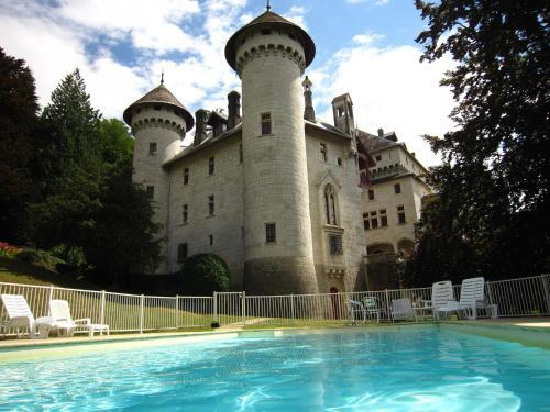 Salon Du Jardin : Guest accommodation near Clarafond-Arcine