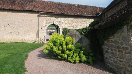 Gites des Aubues : Guest accommodation near Chazeuil