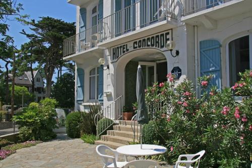 Hôtel La Concorde : Hotel near La Baule-Escoublac
