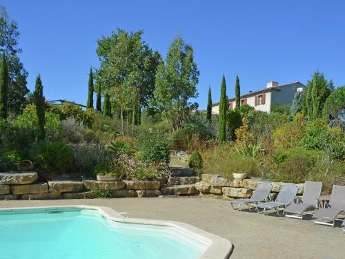La Bastide : Guest accommodation near Saint-Martin-de-Villereglan