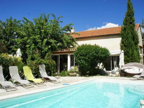 Entre Aix Marseille Et Les Calanques : Guest accommodation near Plan-d'Aups-Sainte-Baume