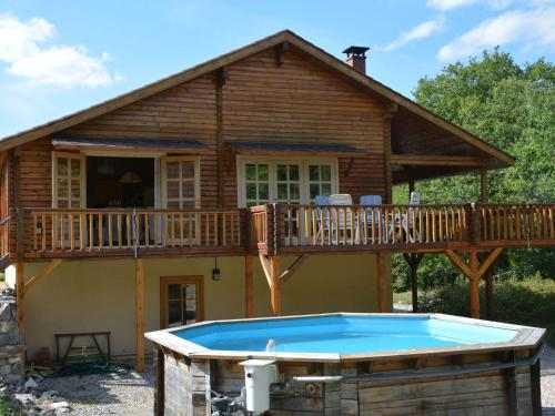 Entre Brive Cahors Et Figeac : Guest accommodation near Ladirat