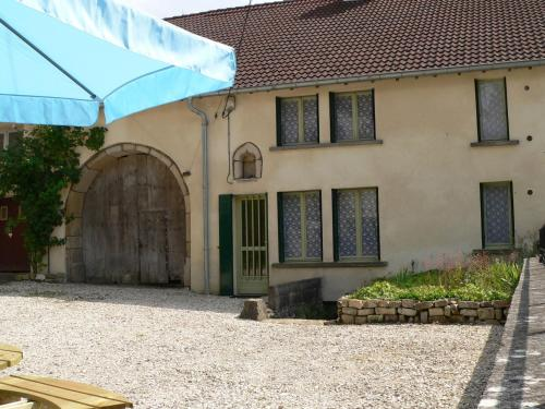 La Ferme Des Choucas : Guest accommodation near Enfonvelle