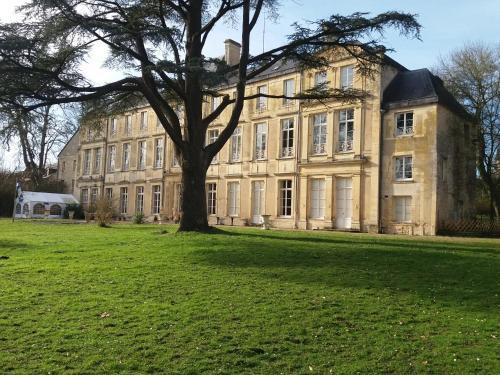 Chateau des Chevaliers de Grand Tonne : Hotel near Saint-Manvieu-Norrey