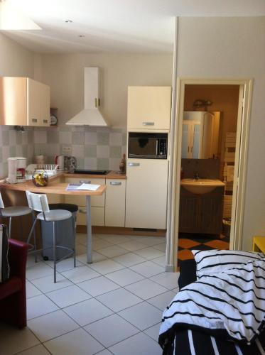 Gite de la Princerie : Apartment near Verrières