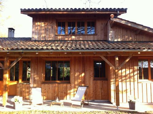 La Maison du Las : Bed and Breakfast near Martignas-sur-Jalle